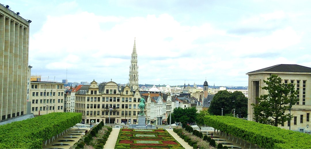 Brussels viewpoint