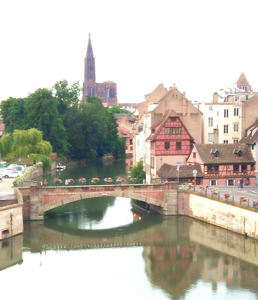 strasbourg-france-barage-vauban
