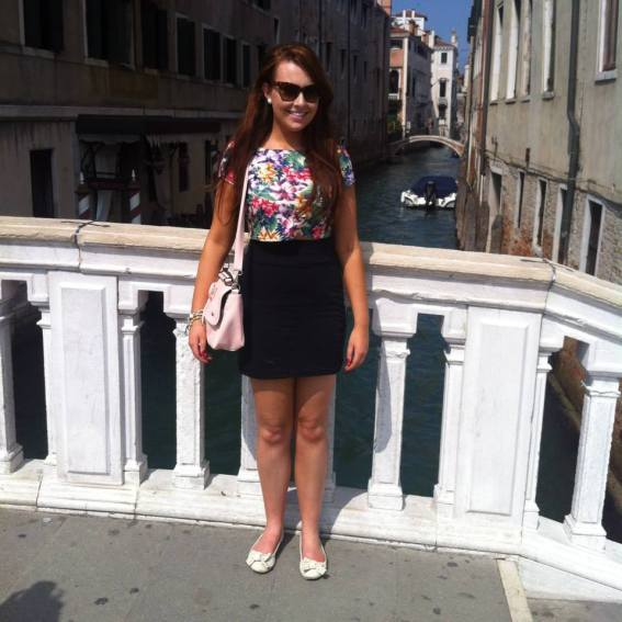 Jessica Munday - Enjoy the Adventure - Venice