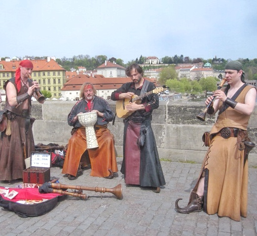 band-charles-bridge